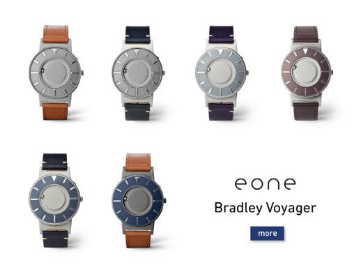Bradley Voyager Collection 航海家系列