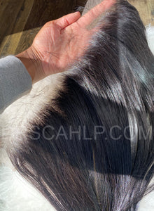 13x6 HD Vietnamese Straight Frontal HD VIETNAMESE LACE