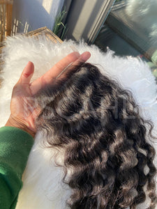 PREORDER of 5x5 Deepwave Brazilian FILM LACE closure