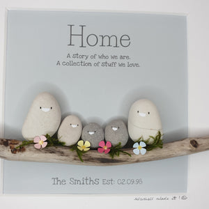 Home, a story... (Personalised)