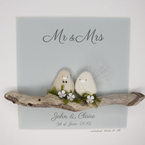 Mr & Mrs (Personalised)