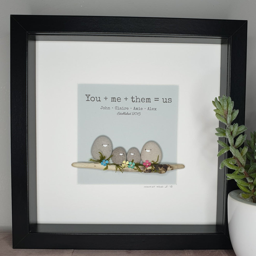 You+me+them=Us (Personalised)