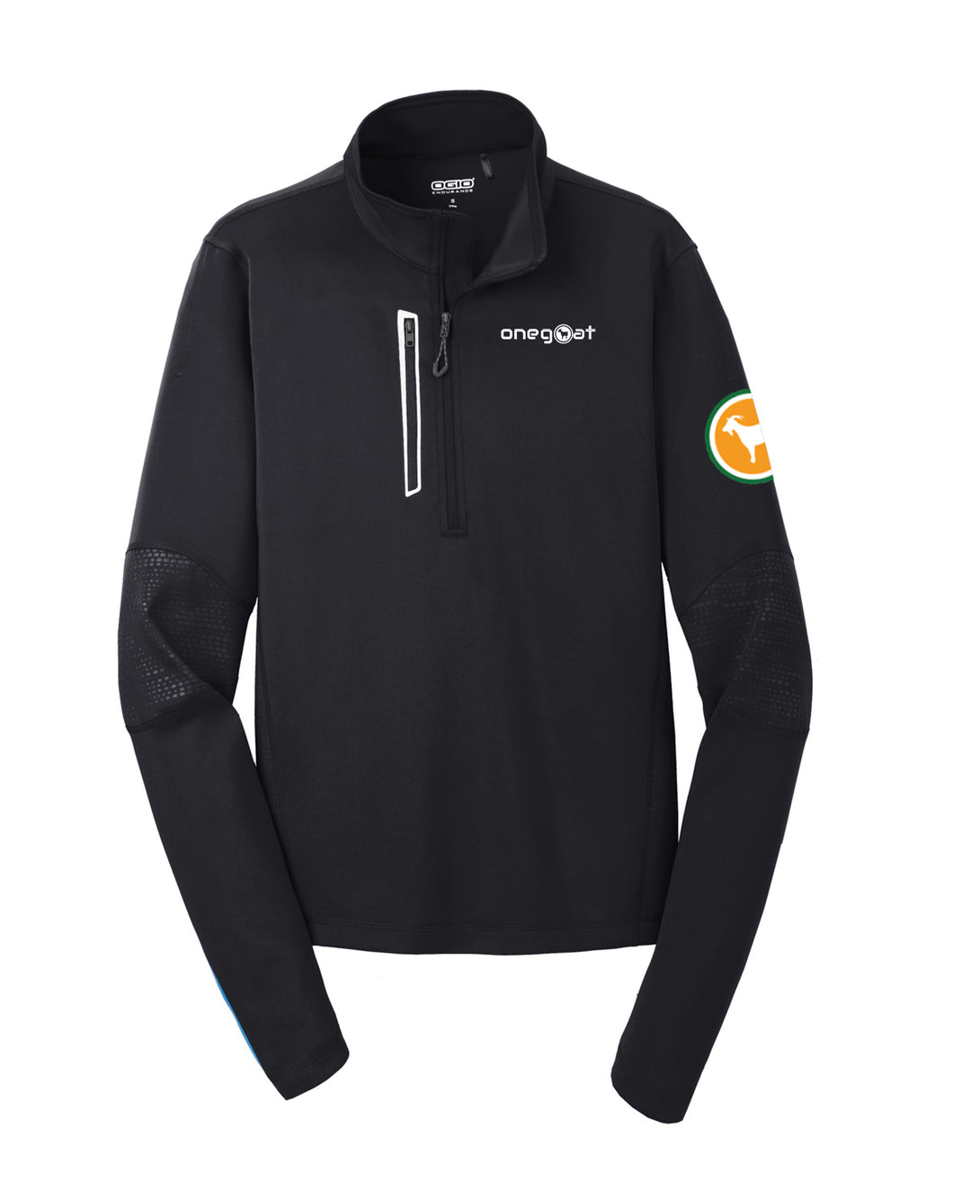 OneGoat 1/4 zip made by Ogio - Mens