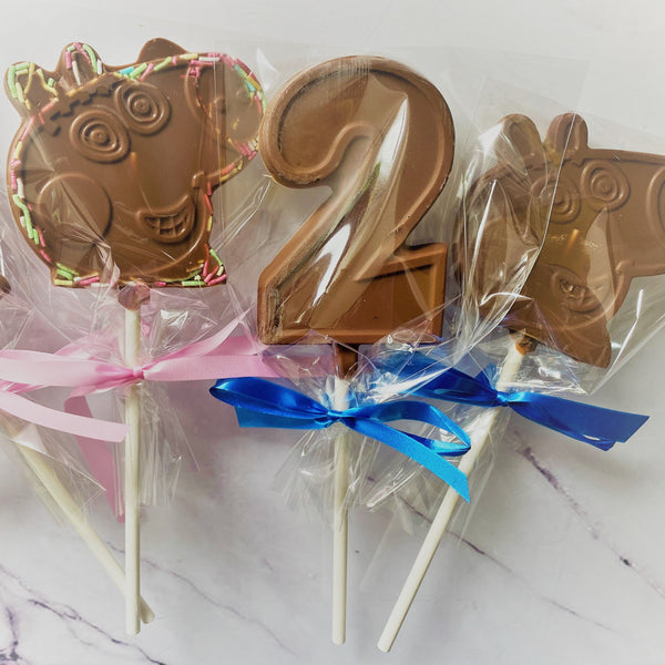 Pippa theme Choc Pop
