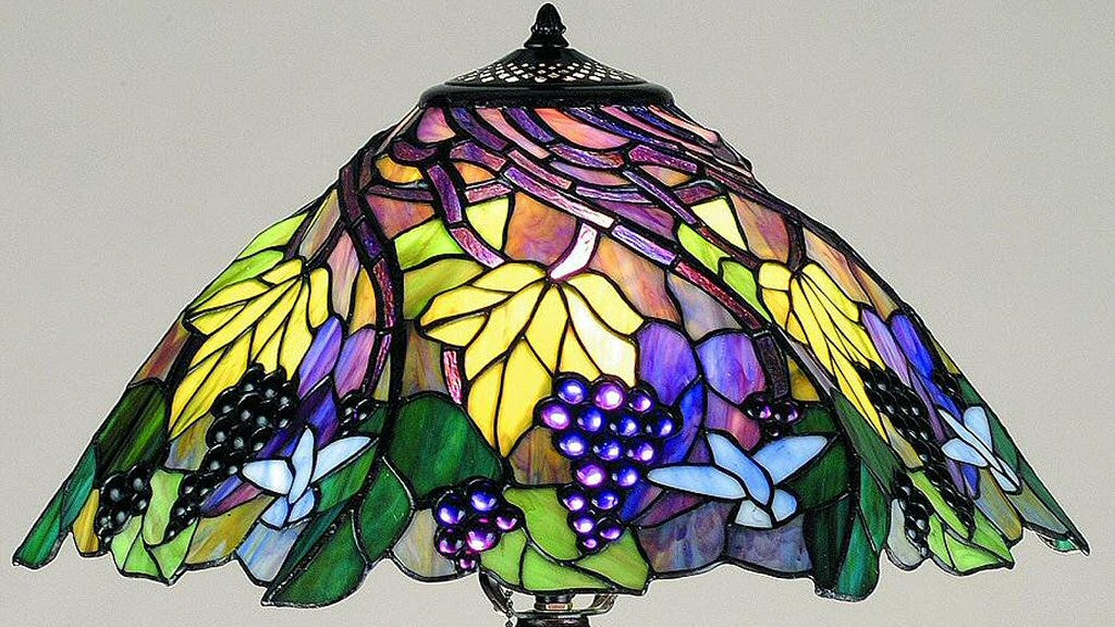 Why We Love Tiffany Lamps Stained Glass Lamps And Tiffany Style