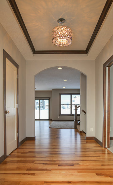 hall-way-pendant-light-transitional-lighting