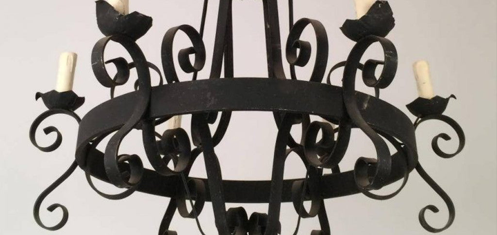Buyer's Guides - Wrought Iron Style Tips