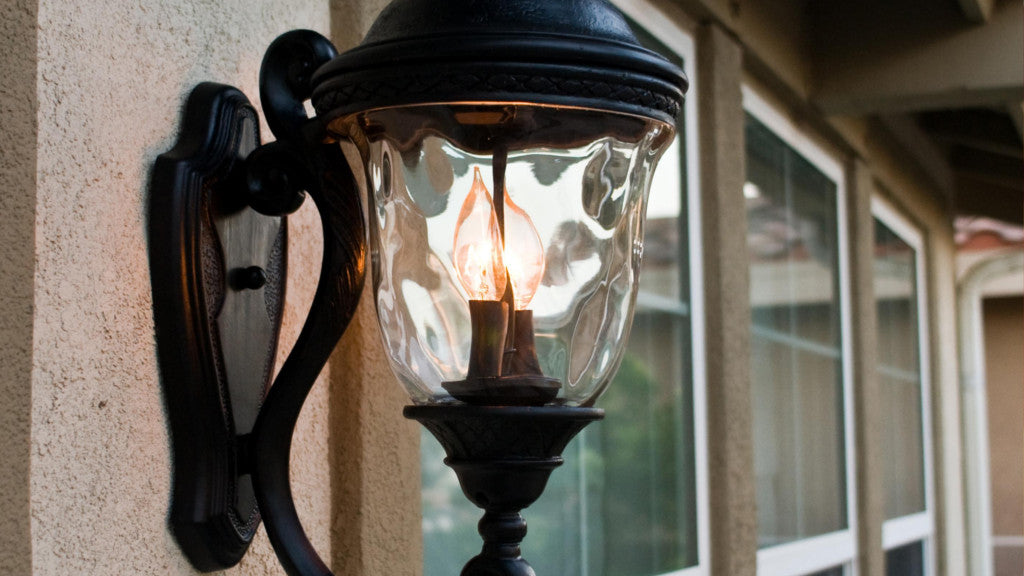 How-To's & Tips - Distressed Outdoor Lighting Disease