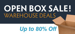 Open Box Lighting Sale