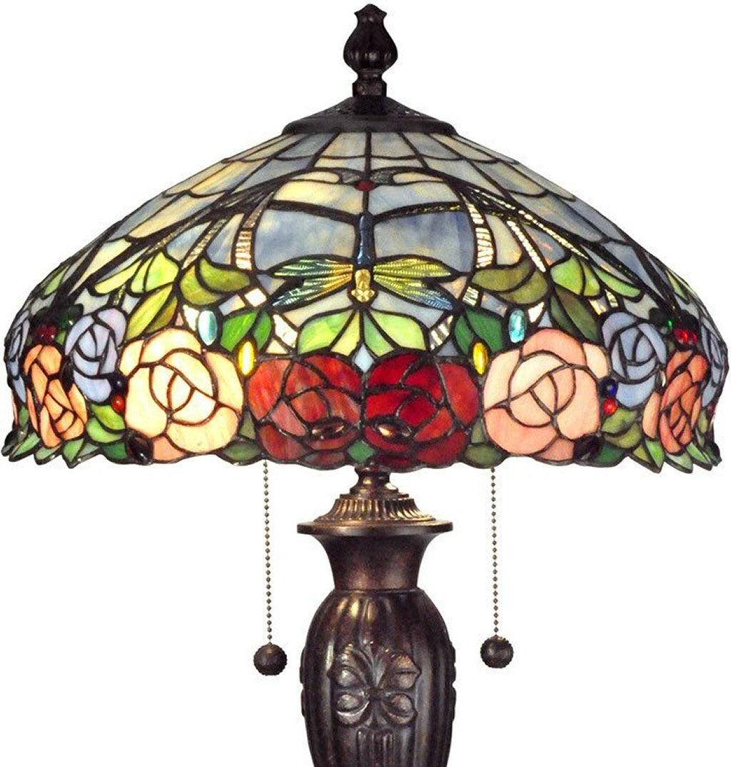 dale tiffany table lamp