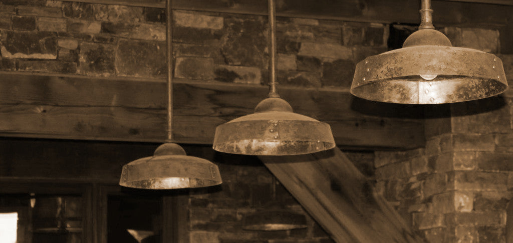 Barn Lights - Barn-Style lighting NOW available for your home ...
