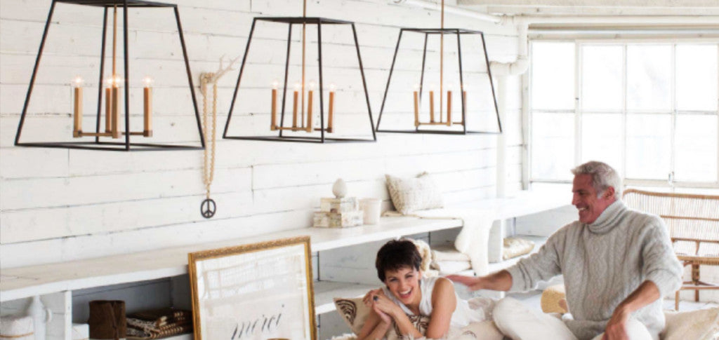 Get The Look - Get The Look - Caged Lighting