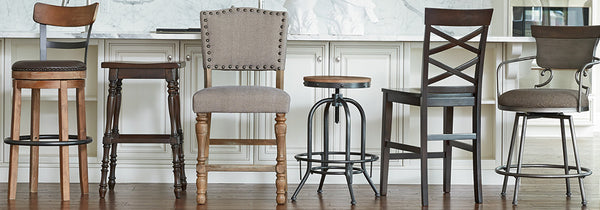 upholstered leather and wood stool sets of 2 and sets of 4 stools all for less than the price of 1 ottoman at most furniture stores but lampsusa isnu0027t most