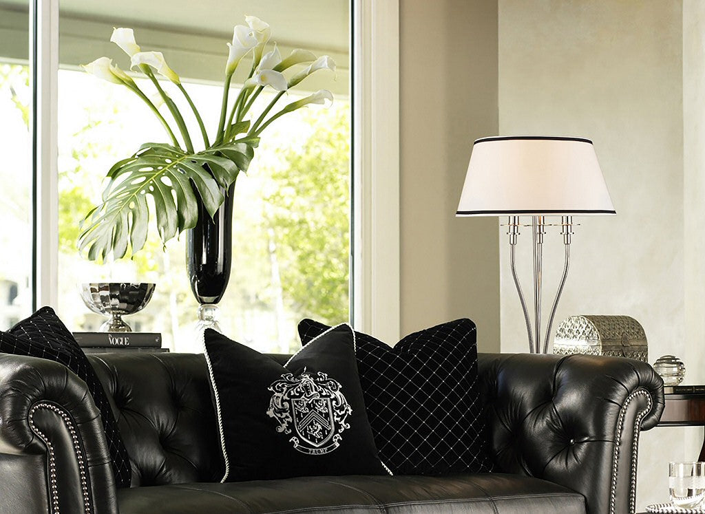 How to match the l& style to your room theme & Lamps: How to Choose Floor Lamps Table Lamps and Lamp Shades - LampsUSA