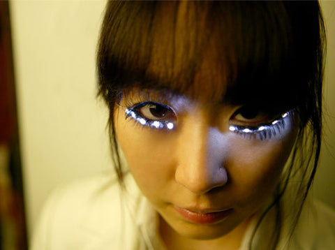 led-eye-lashes
