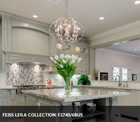 ... A Bright, White Kitchen Needs. The Style You Choose Allows The Space To  Flow Seamlessly, So Take The Time To Find The Perfect Fixture For Your  Home.u201d