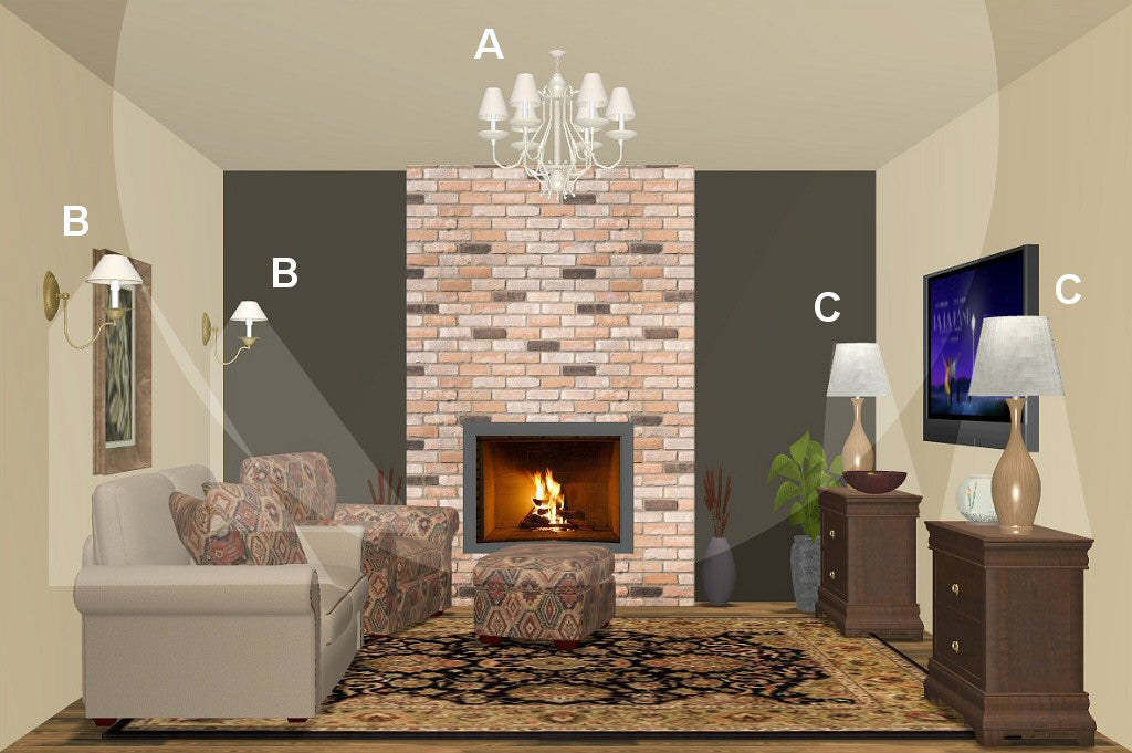 living room lighting design plan 1