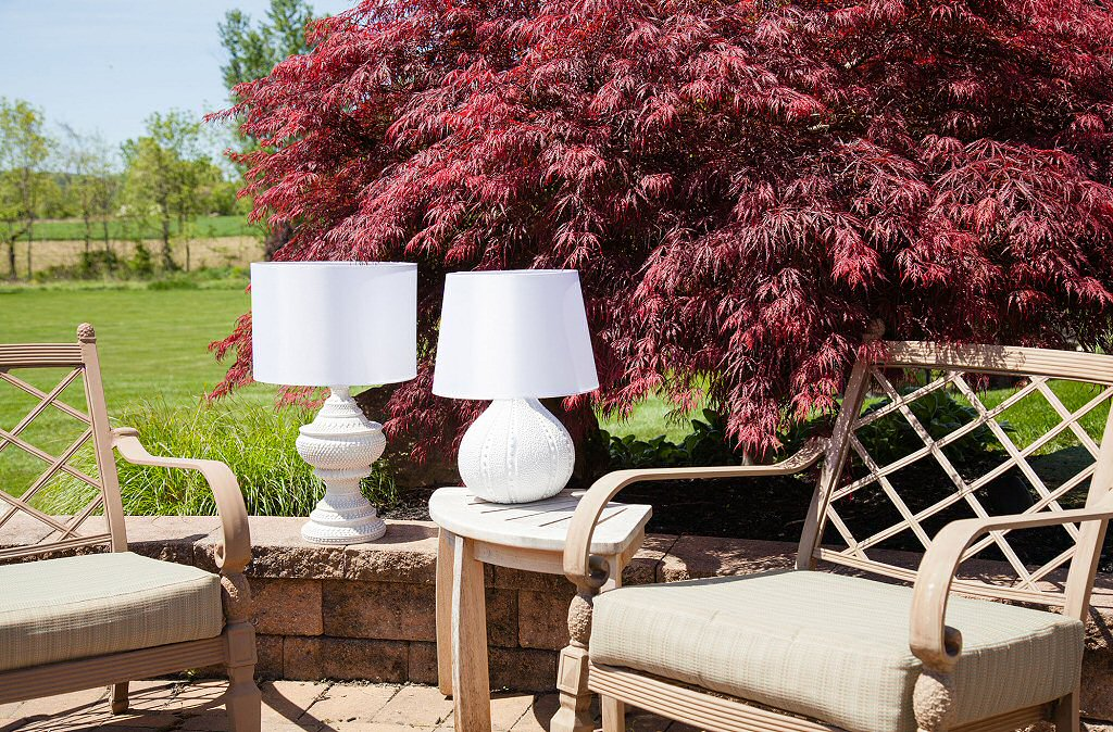 outdoor table lamps and floor lamps