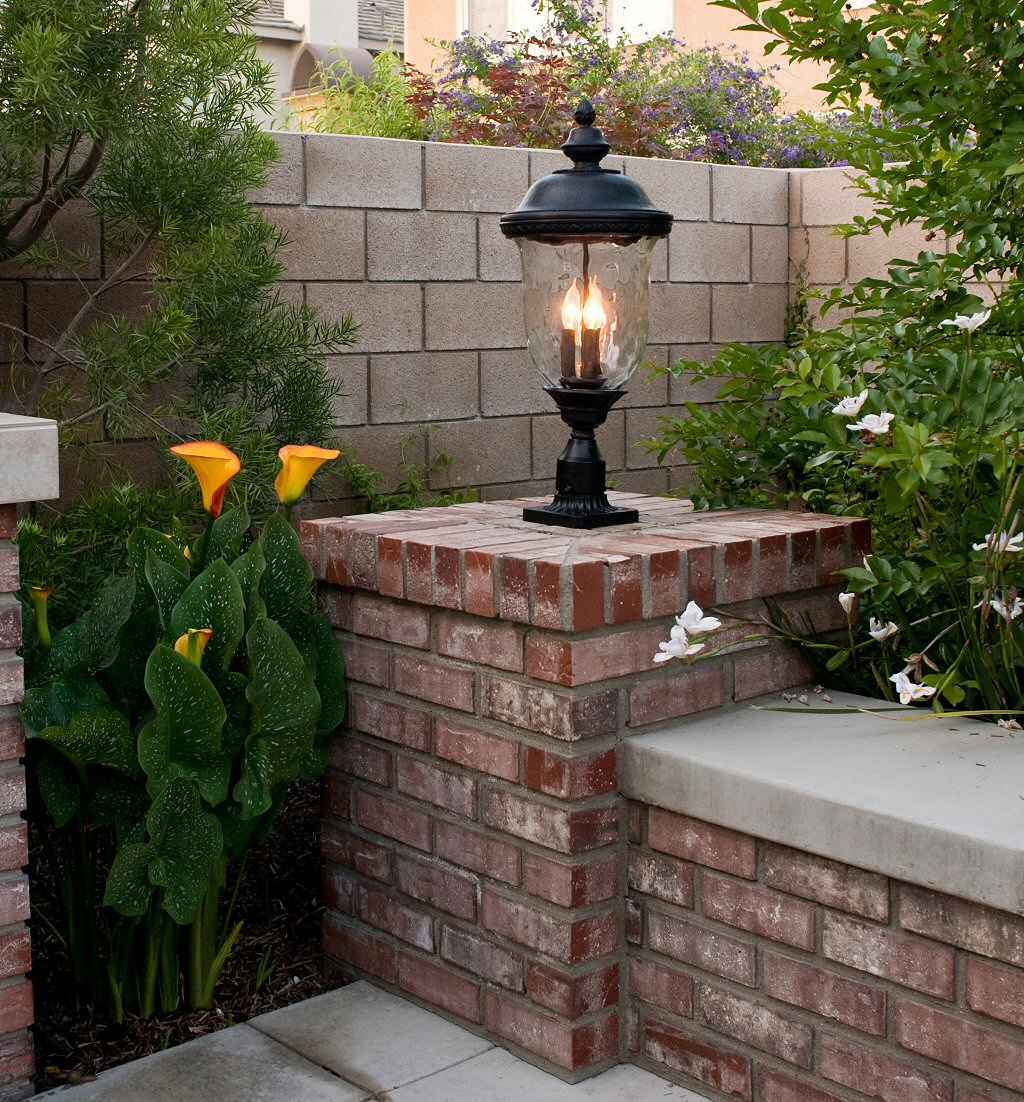 Driveway Lights Guide Outdoor Lighting Ideas Tips: Outdoor Lighting Guide: Exterior Lighting Tips And Tricks