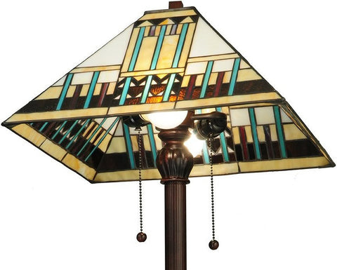 Mission Prairie Lamp Frank Lloyd Wright
