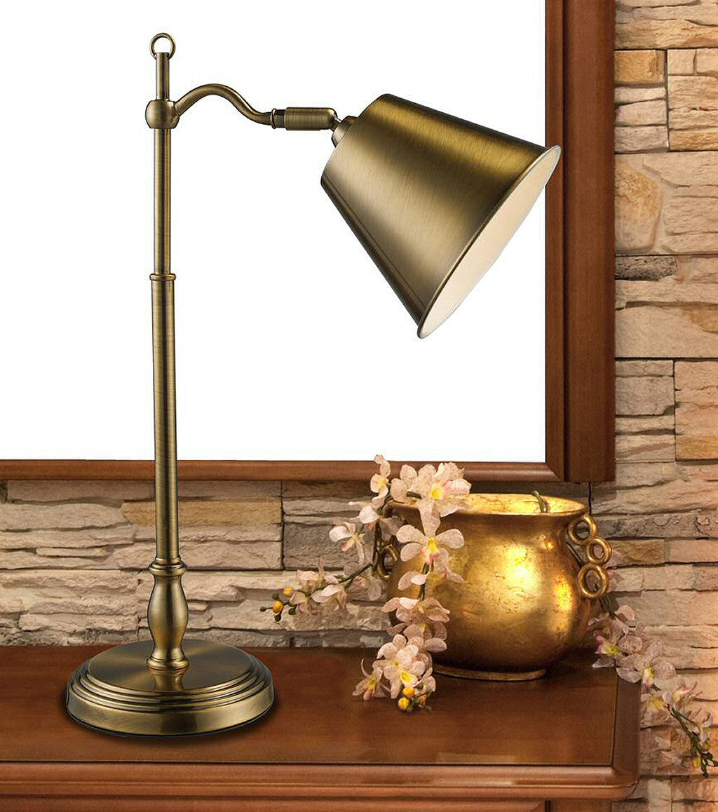 types of desk lamps