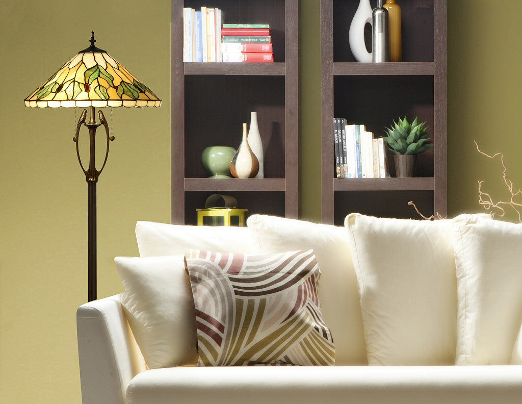 Types of floor l&s & Lamps: How to Choose Floor Lamps Table Lamps and Lamp Shades - LampsUSA