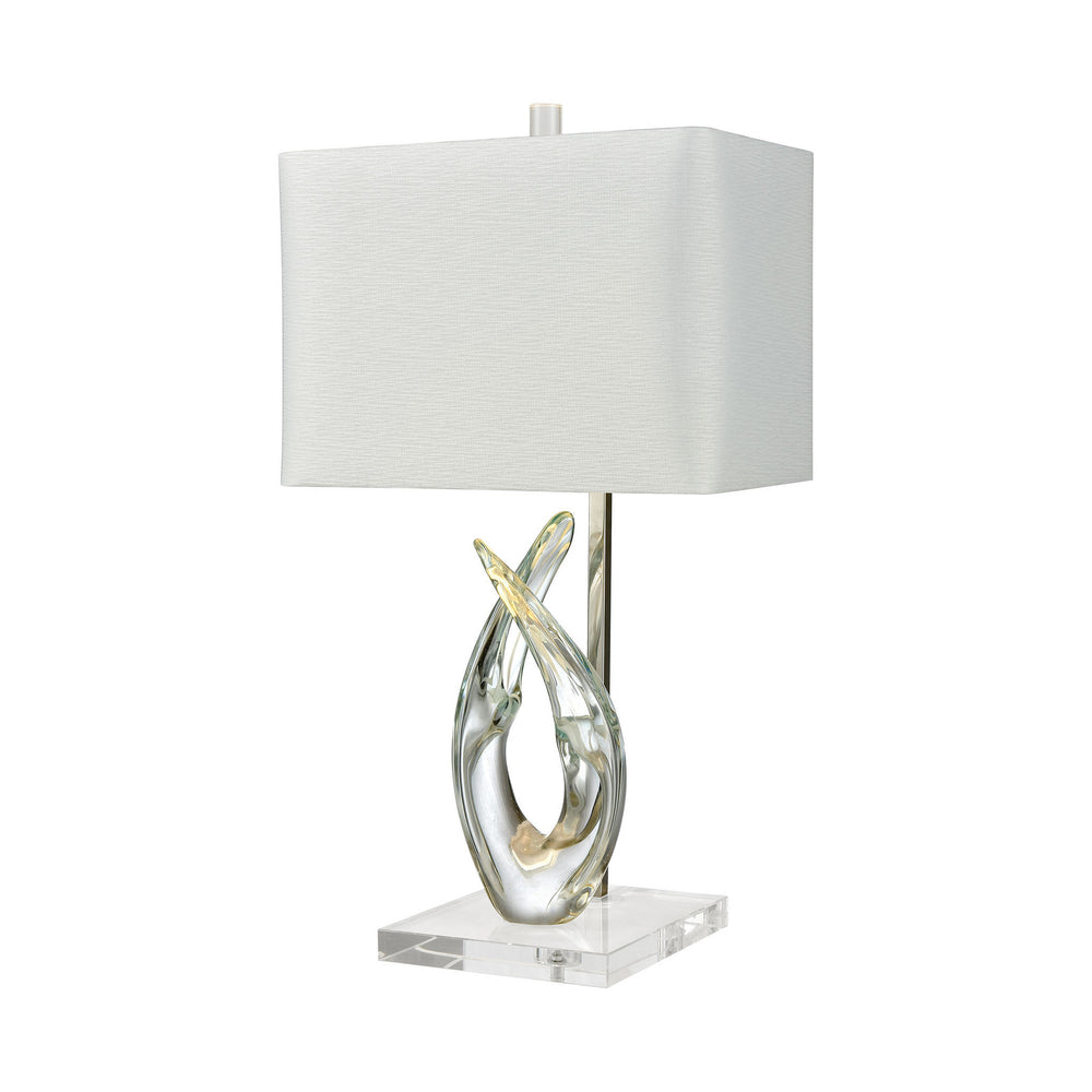 1-Light Savoie Table Lamp Sky