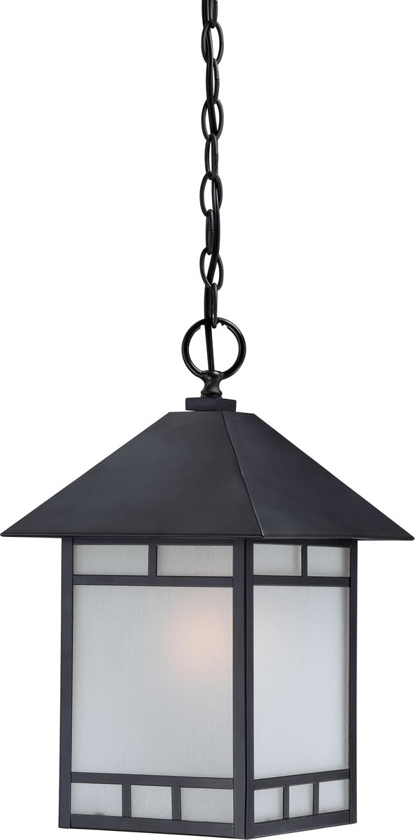 "10""W Drexel 1-Light Outdoor Stone Black"