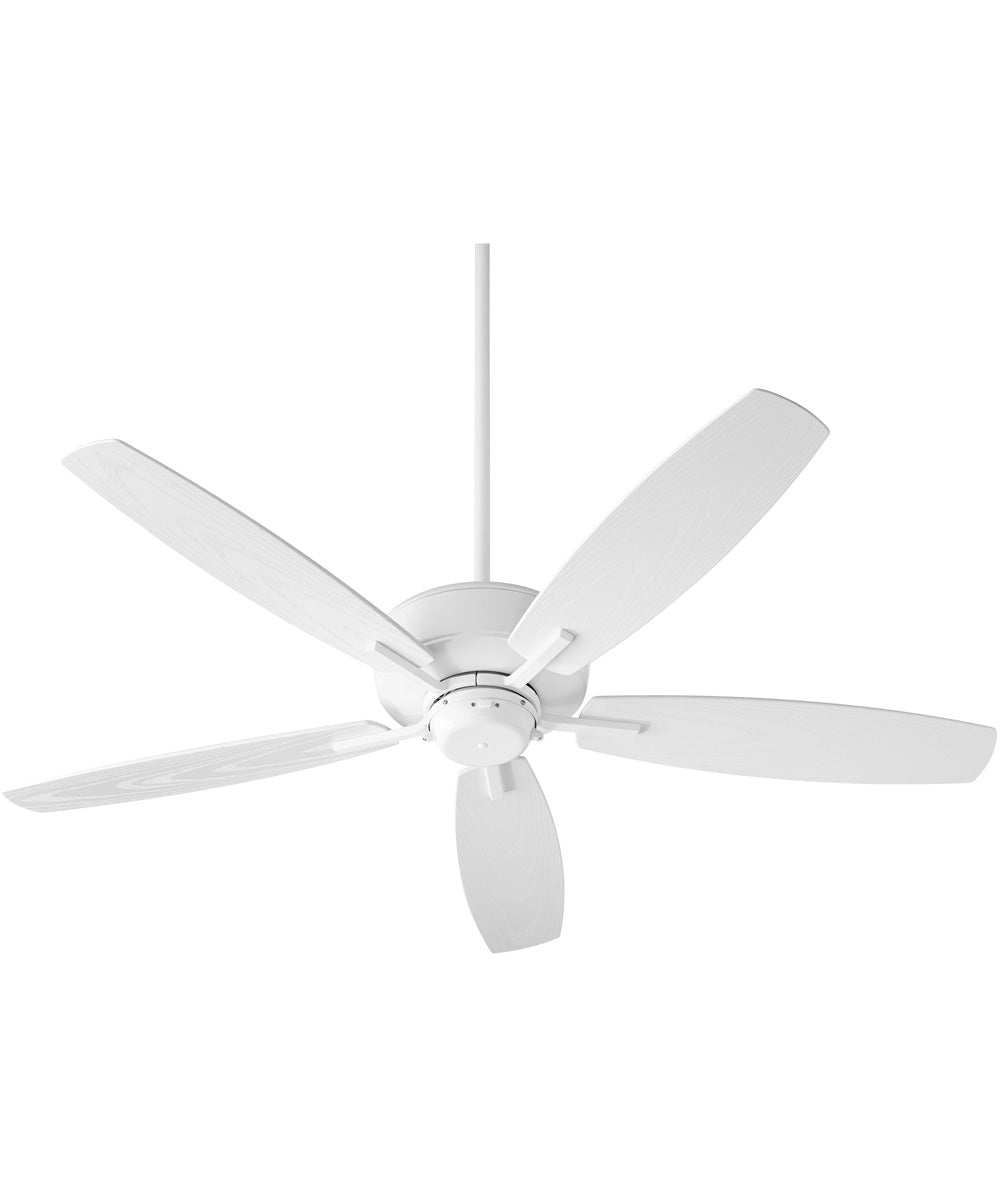 Breeze Patio Patio Ceiling Fan Studio White