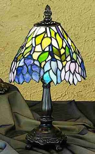 "14""H Wisteria Accent Lamp"
