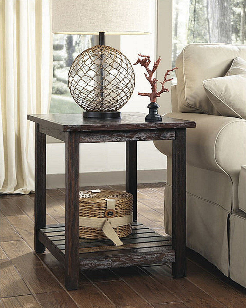"25""H Mestler End Table"