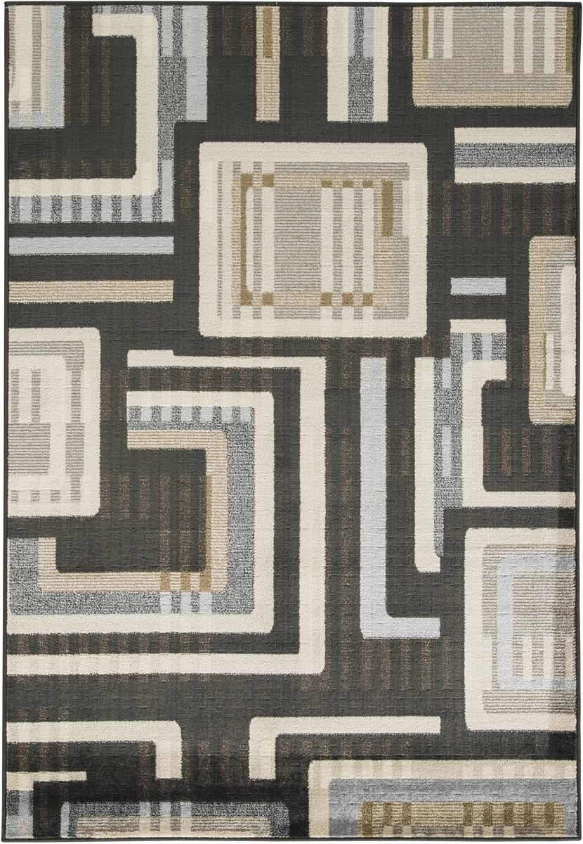 "94""W Juhani Large Rug Multi"