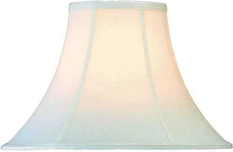 4x11x8.5 Off White Bell Shade