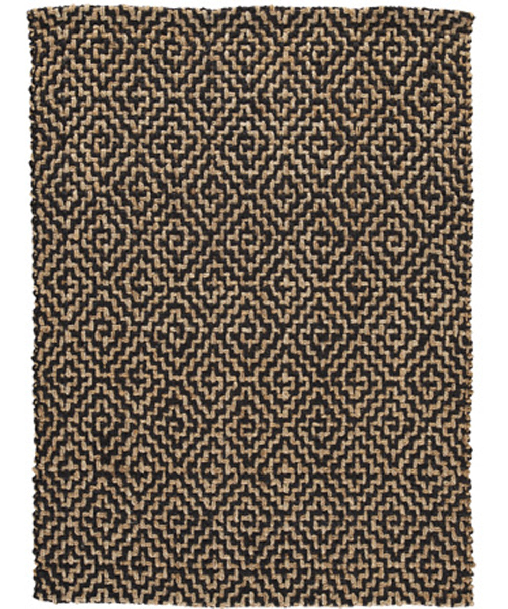 "60""W Broox Medium Rug Natural/Black"