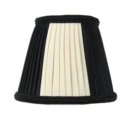 Small lamp shades great for mini lamps and small table lamps 3x5x5 black egg chandelier clip on lampshade aloadofball Choice Image