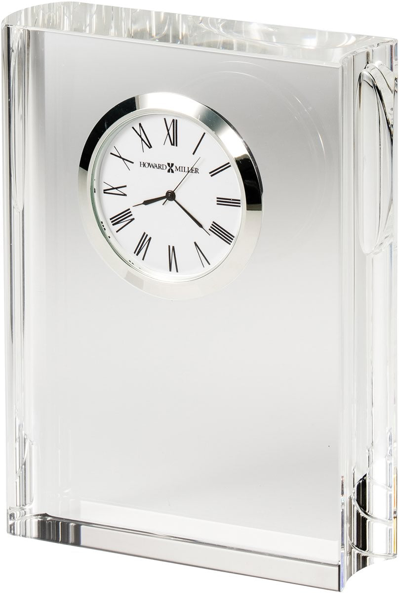 "5.5""h Scholastic Tabletop Clock"