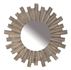 Donata Accent Mirror Natural