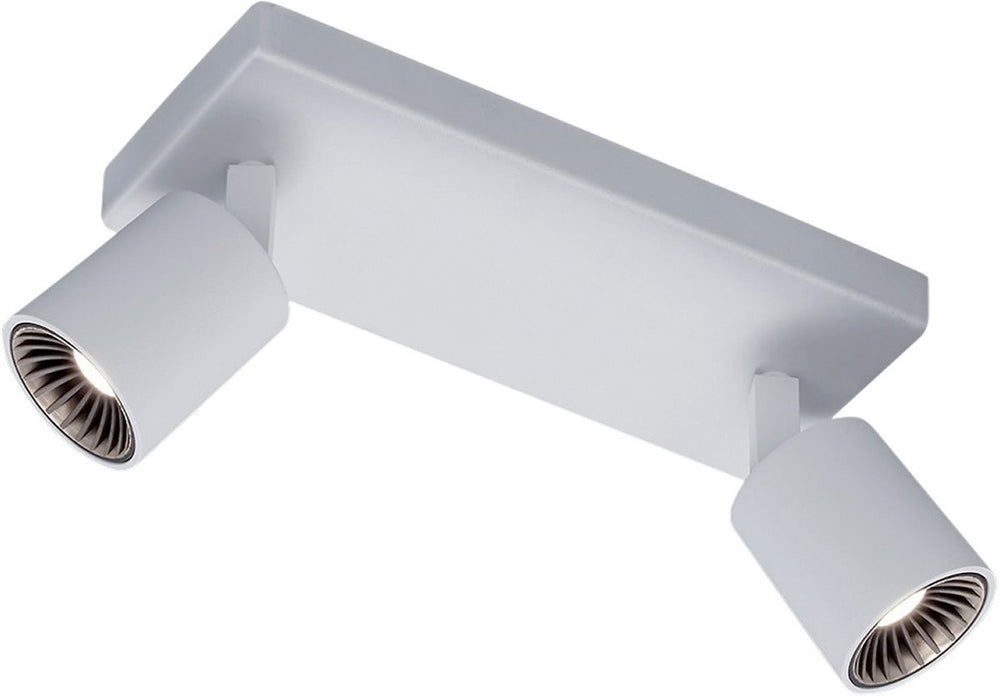 Cayman LED Wall Light White