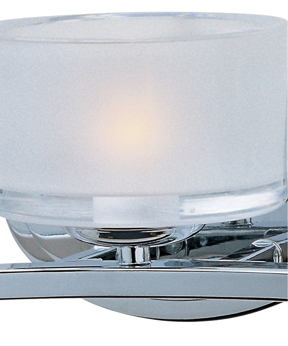 "21""W Elle 3-Light Bath Vanity Polished Chrome"