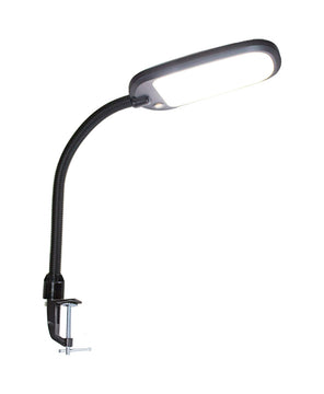 "26""H Clamp-on Led Bright Reader Desk Lamp"