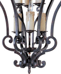 Maxim Richmond 6-Light Entry Foyer Pendant Colonial Umber 20743CU