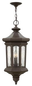 Raley 4-Light Outdoor Hanging Light in Oil Rubbed Bronze
