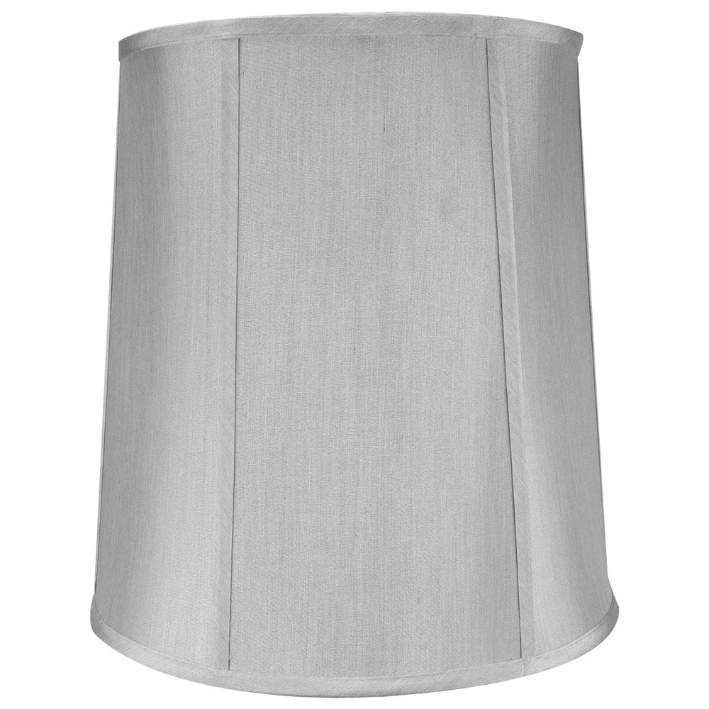 "14""W x 15""H Softback Drum Shade Gray"