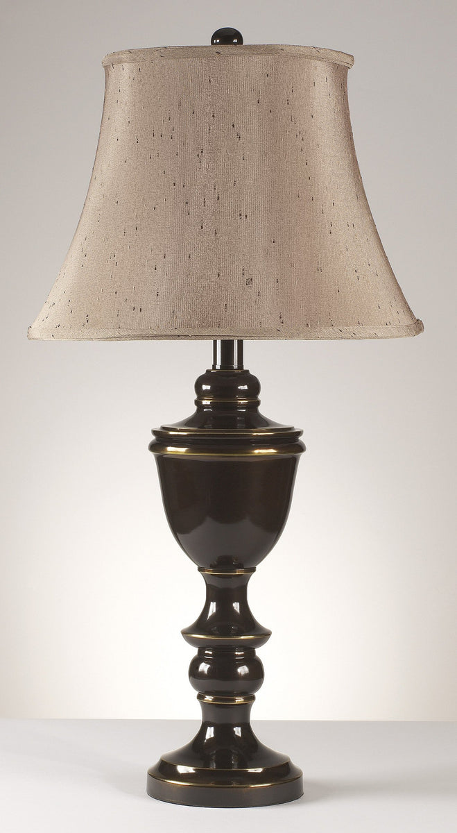 "32""H Glyn Set of 2 Bronze Table Lamps"
