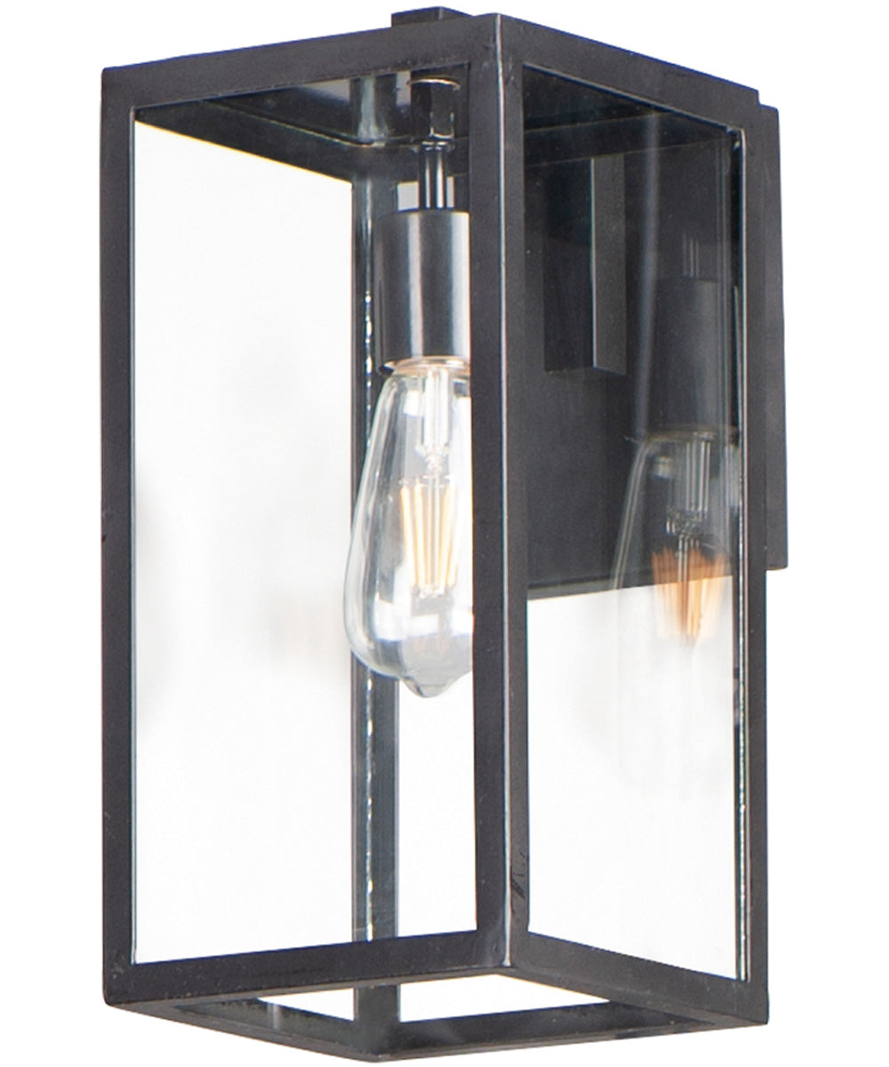 "13""H Catalina 1-Light Small Outdoor Wall Sconce Dark Bronze"