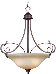 Preston Place 3-Light Pendant Light Augustine