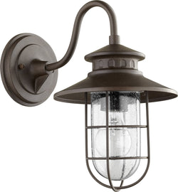 Moriarty 1-light Outdoor Wall Lantern Oiled Bronze