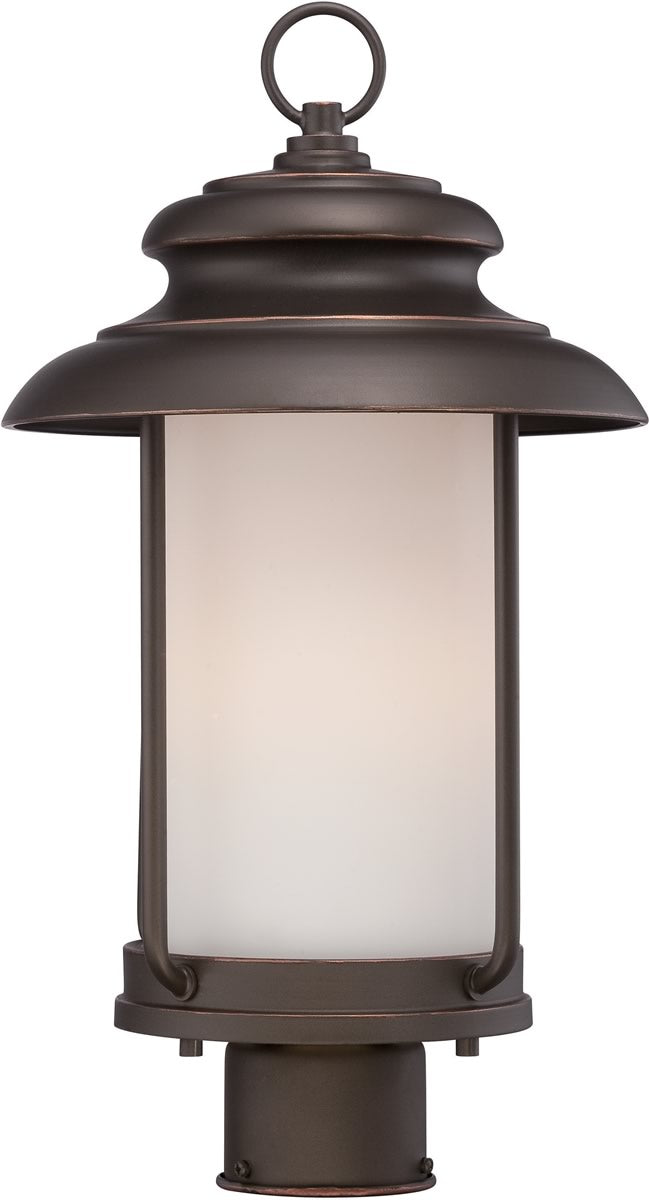 Bethany 1-Light Outdoor Mahogany Bronze