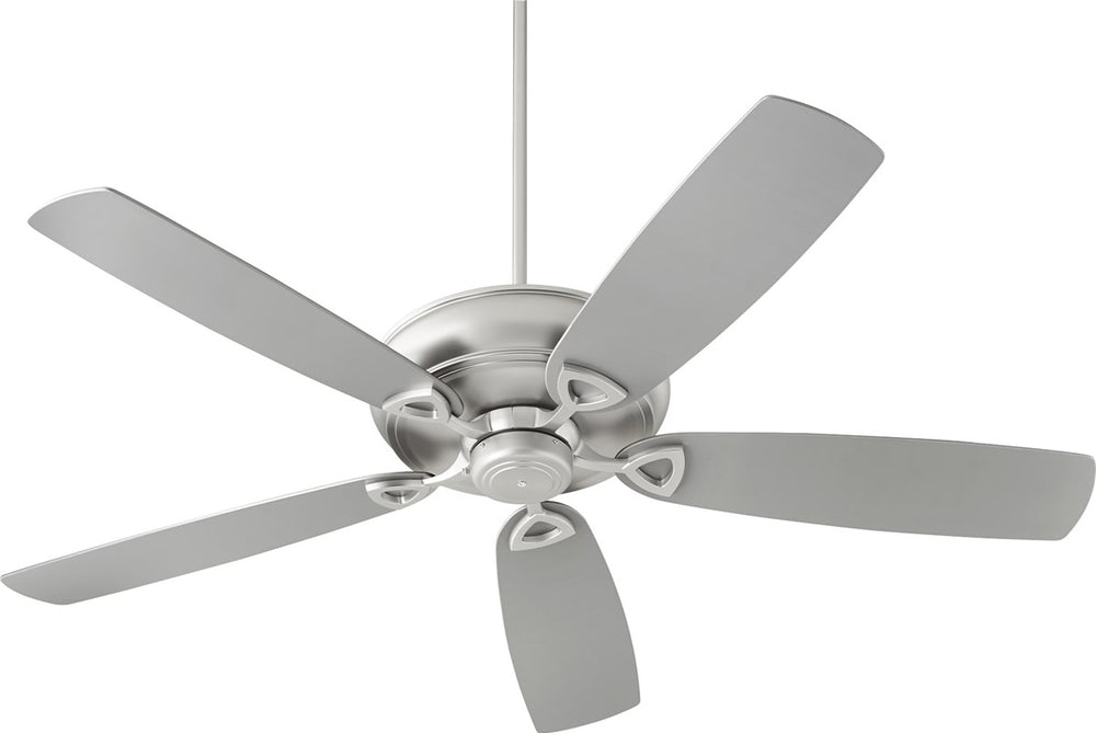 "62""W Alto Ceiling Fan Satin Nickel"