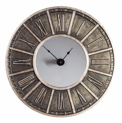 Peer Wall Clock Champagne/Black